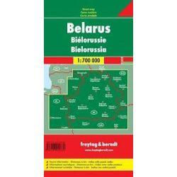 Fehéroroszország térkép  1:700 000  Freytag térkép AK 8301