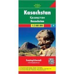 Kazahsztán térkép 1:2 000 000 térkép AK 156