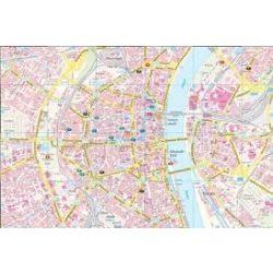 Köln, 1: 10 000 City Pocket vízhatlan  Freytag térkép PL 127 CP