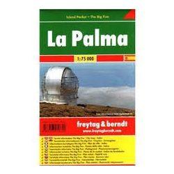 La Palma, 1:130 000  Freytag térkép AK 0518 IP