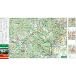 Helenental, Baden  Pocket, vízhatlan  Freytag térkép WK 012 OUP