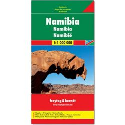 Namíbia térkép 1:1 000 000  Freytag AK 177