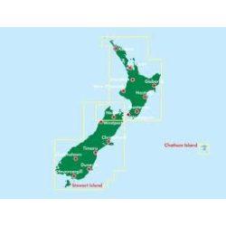 Új-Zéland /Wellington 1:700 000  Freytag térkép AK 213