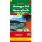 Európa falitérkép fóliás Freytag 1:6 000 000   100x70 cm