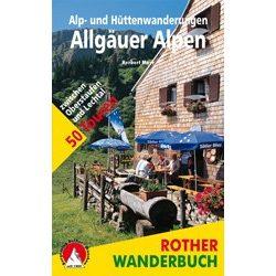 Allgäuer Alpen, Alp- und Hüttenwanderungen, Herbert Mayr