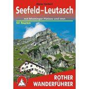 Seefeld I Leutasch – Mit Mieminger Plateau und Imst túrakalauz Bergverlag Rother német   RO 4017