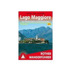 Lago Maggiore túrakalauz Bergverlag Rother német   RO 4019