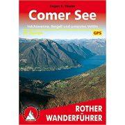Comer See, Rund um túrakalauz Bergverlag Rother német   RO 4040