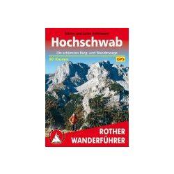Hochschwab túrakalauz Bergverlag Rother német   RO 4189