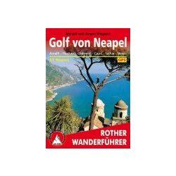 Golf von Neapel túrakalauz Bergverlag Rother német   RO 4200