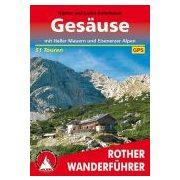 Gesäuse – Mit Eisenerzer Alpen túrakalauz Bergverlag Rother német   RO 4213
