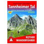 Tannheimer Tal túrakalauz Bergverlag Rother német   RO 4229