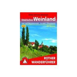 Steirisches Weinland – Süd- und Weststeiermark I Koralpe I Grenzkamm túrakalauz Bergverlag Rother német   RO 4311