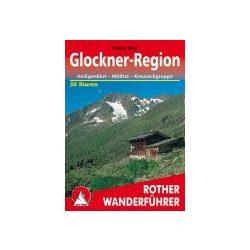 Glockner-Region I Heiligenblut I Mölltal I Kreuzeckgruppe túrakalauz Bergverlag Rother német   RO 4317