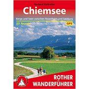 Chiemsee túrakalauz Bergverlag Rother német   RO 4329