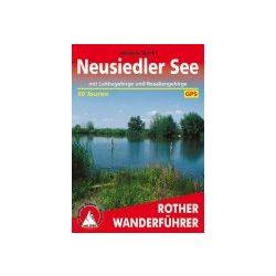 Neusiedler See – Mit Leithagebirge und Rosaliengebirge túrakalauz Bergverlag Rother német   RO 4332