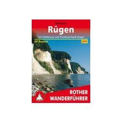 Rügen – Mit Hiddensee und Fischland-Darß-Zingst túrakalauz Bergverlag Rother német   RO 4335