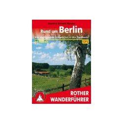 Berlin, Rund um túrakalauz Bergverlag Rother német   RO 4343