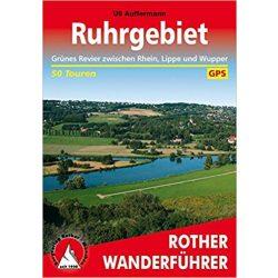 Ruhrgebiet – Grünes Revier zwischen Rhein, Lippe und Wupper túrakalauz Bergverlag Rother német   RO 4345