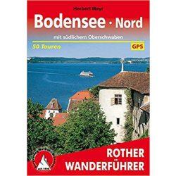 Bodensee Nord – Mit südlichem Oberschwaben túrakalauz Bergverlag Rother német   RO 4347