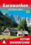 Karawanken túrakalauz Stainer Alpok, Kamniki Alpok térkép