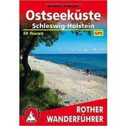 Ostseeküste – Schleswig-Holstein túrakalauz Bergverlag Rother német   RO 4425