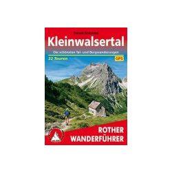 Kleinwalsertal túrakalauz Bergverlag Rother német   RO 4455