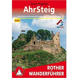 Ahrsteig túrakalauz Bergverlag Rother német   RO 4466