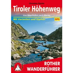 Vogesen – 9 Mehrtagestouren túrakalauz Bergverlag Rother német   RO 4496