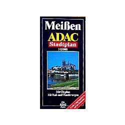 Meisen térkép ADAC 1:17 000