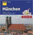 München atlasz ADAC 2015 1:15 000