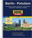 Berlin atlasz ADAC 2014/19  1:20 000
