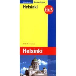 Helsinki térkép Falk