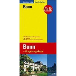 Bonn térkép Falk 1:17 000