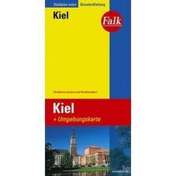 Kiel térkép Falk  2013-17