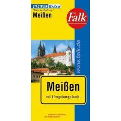 Meisen térkép Falk 1:16 000