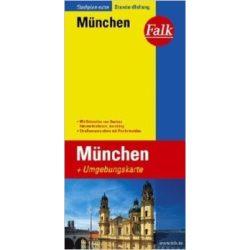 München térkép Falk  1:20 000