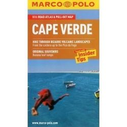 Cape Verde útikönyv Marco Polo guide  2013  angol
