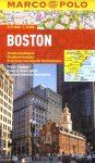 Boston térkép vízálló Marco Polo 2013 1:15 000