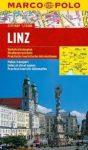 Linz térkép Marco Polo 1:15 000  2015