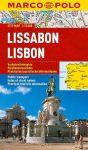 Lisszabon térkép Marco Polo 2017 1:15 000