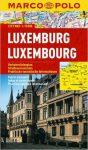 Luxemburg térkép Marco Polo vízálló 2015 1:15 000