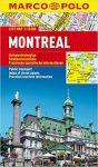 Montréal térkép Marco Polo vízálló 2013 1:15 000