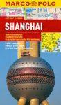 Shanghai térkép vízálló Marco Polo 2013 1:15 000