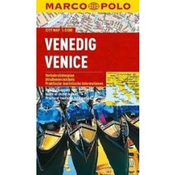 Velence térkép Marco Polo 2015  1:5 500