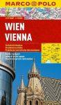 Bécs  térkép Marco Polo 2015 1:15 000