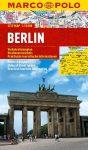 Berlin térkép vízálló Marco Polo 2015 1:15 000, Berlin várostérkép