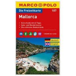 107. Mallorca térkép Marco Polo 1:120 000