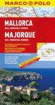 Mallorca térkép Marco Polo 2013 1:15 000