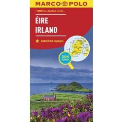 Írország térkép Marco Polo Ireland 1:300 000   2016